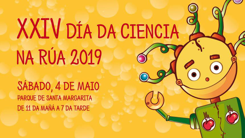 XXIV Dia Ciencia Calle